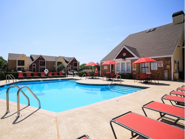 Apartments Near OU Post Oak for University of Oklahoma Students in Norman, OK