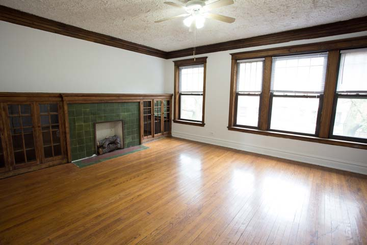 2 Bedrooms 1 Bathroom Apartment for rent at Greenwood 5201 in Chicago, IL