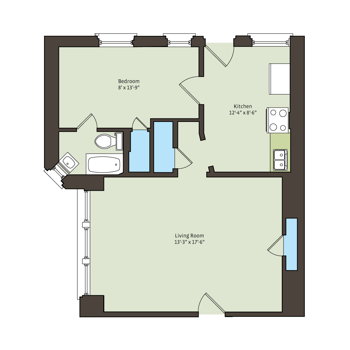 5457-5459 S. Blackstone Avenue rental