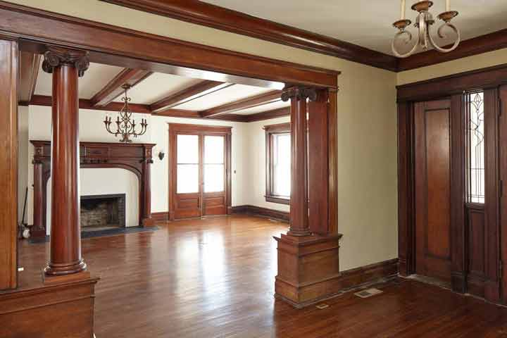 6 Bedrooms 4+ Bathrooms Apartment for rent at Victorian House in Kansas City, MO
