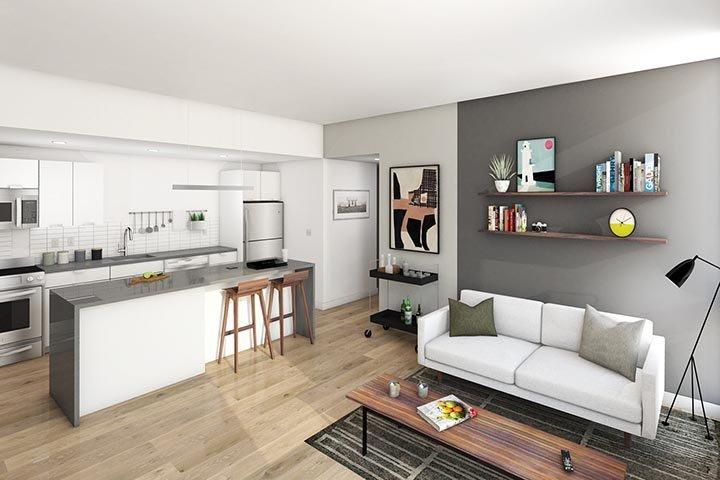 Studio 1 Bathroom Apartment for rent at 3435 Main in Kansas City, MO