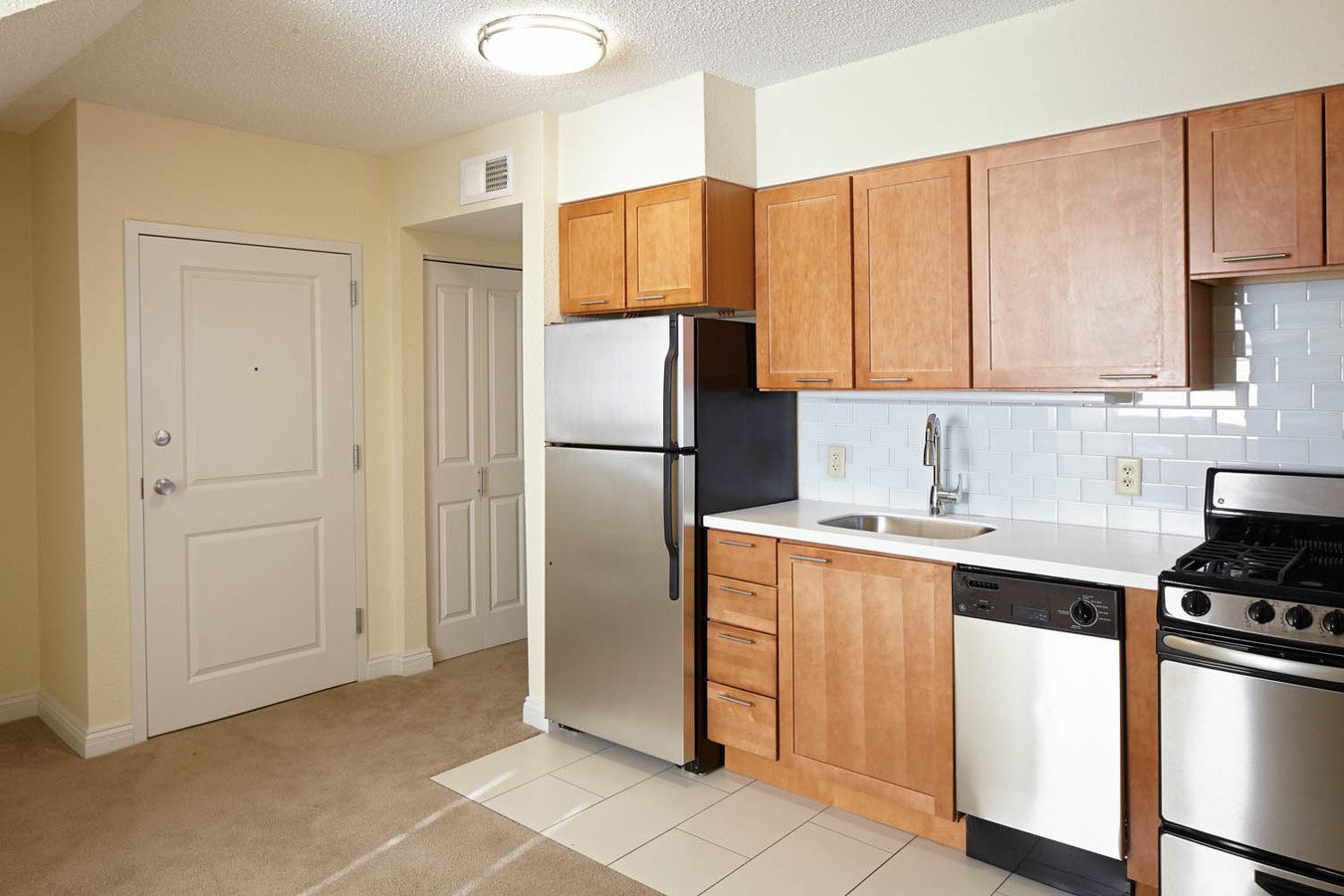 2 Bedrooms 1 Bathroom Apartment for rent at The Duke in Kansas City, MO