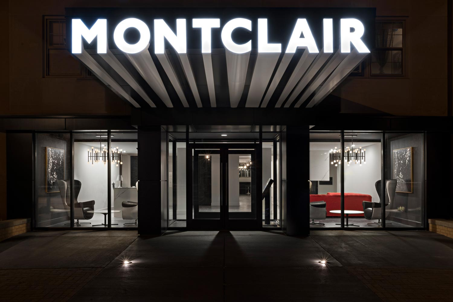 Montclair on the Park for rent