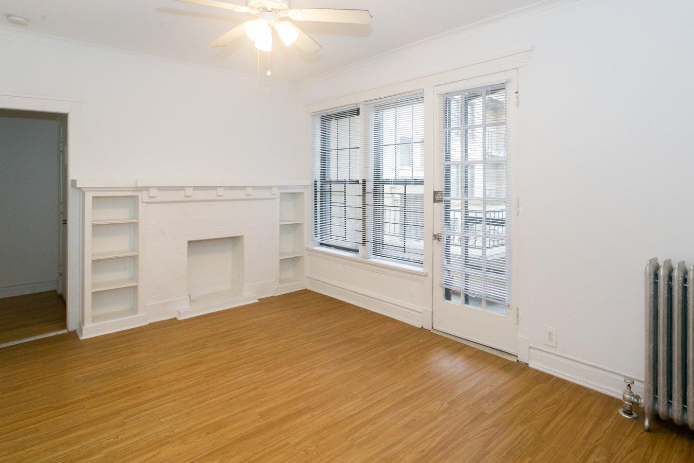 Studio 1 Bathroom Apartment for rent at 5411-5421 S. Ellis Avenue in Chicago, IL