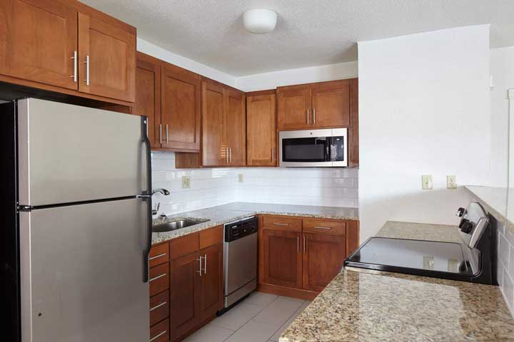 Studio 1 Bathroom Apartment for rent at The Richelieu in Kansas City, MO