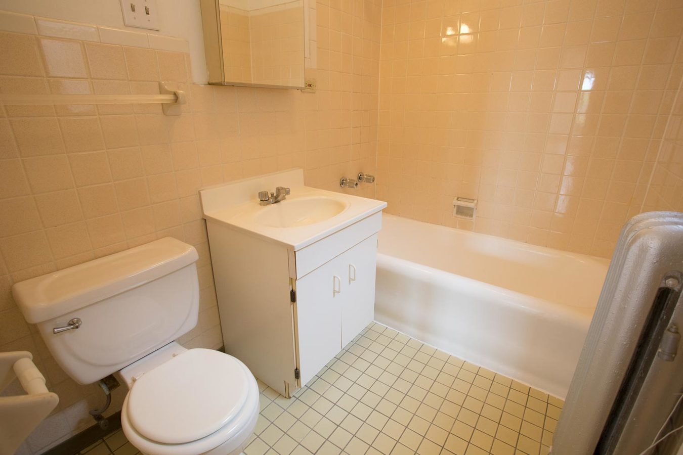 3 Bedrooms 1 Bathroom Apartment for rent at 5053 S. Ellis Avenue in Chicago, IL