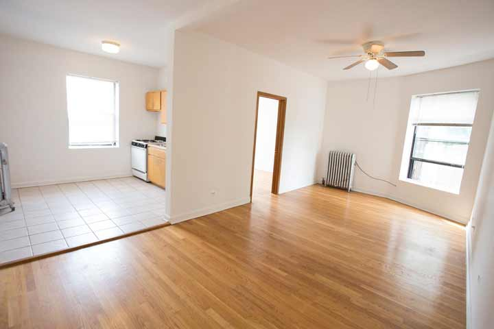 4 Bedrooms 1 Bathroom Apartment for rent at 5500 S. Cornell Avenue in Chicago, IL