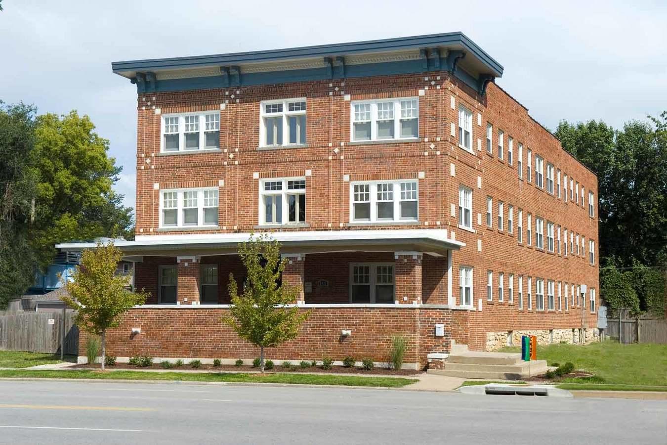 Gillham House Apartments Kansas City, MO