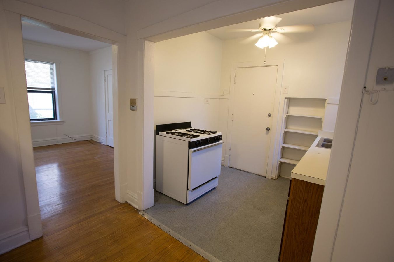 1 Bedroom 1 Bathroom Apartment for rent at Ellis Court in Chicago, IL