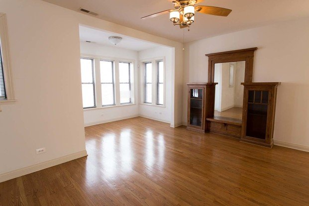2 Bedrooms 1 Bathroom Apartment for rent at 5401-5409 S. Cottage Grove Avenue in Chicago, IL