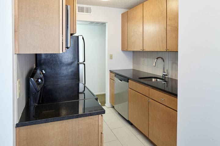 1 Bedroom 1 Bathroom Apartment for rent at Ricardo in Kansas City, MO