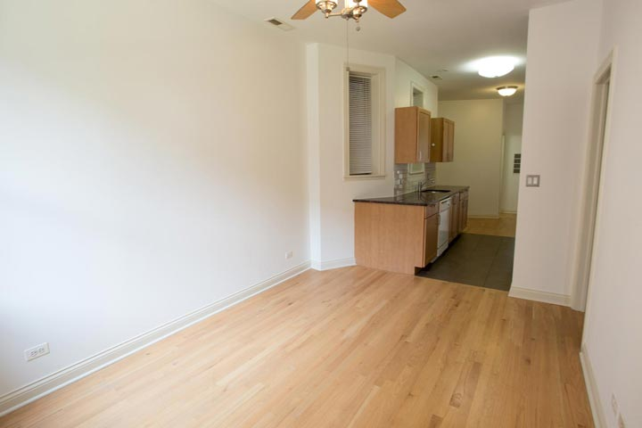 3 Bedrooms 1 Bathroom Apartment for rent at 5400-5406 S. Maryland Avenue in Chicago, IL