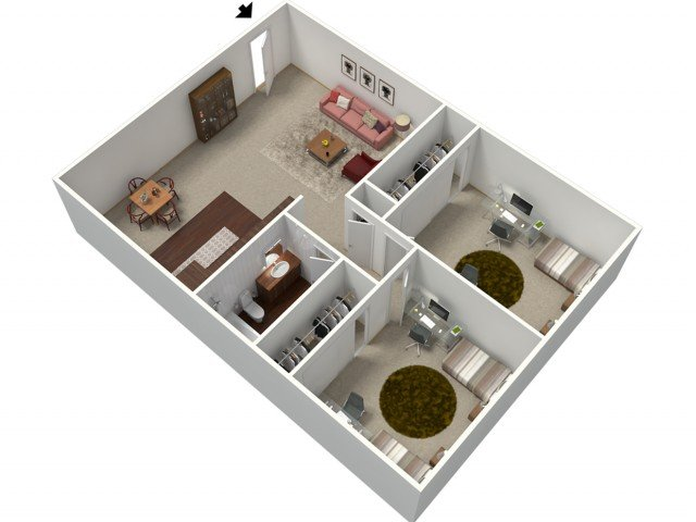 University Place Apartments Fresno Ca