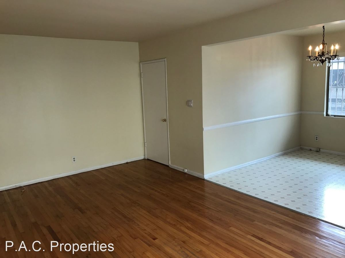 1 Bedroom 1 Bathroom Apartment for rent at 823-25 S Orange Grove Ave in Los Angeles, CA