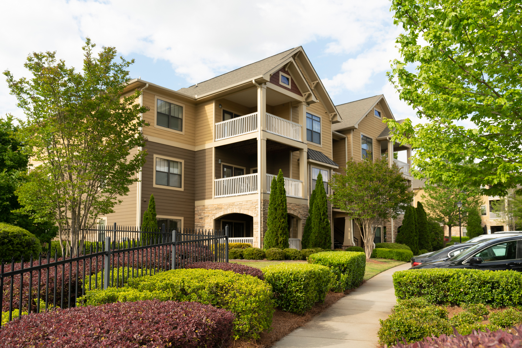 Ansley Falls Apartment Homes