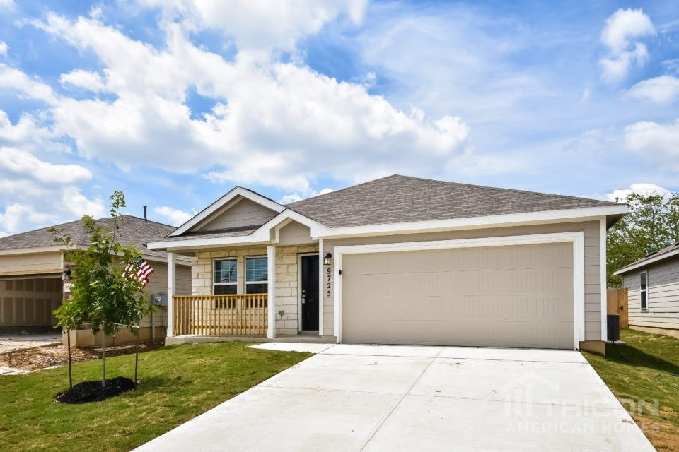 3 Bedrooms 2 Bathrooms House for rent at 9725 Marbach Brook in San Antonio, TX