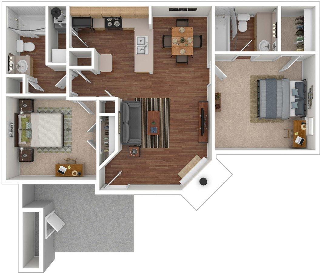 Apartments For Rent In Chapel Hill Nc: Chapel View Apartments Chapel Hill, NC