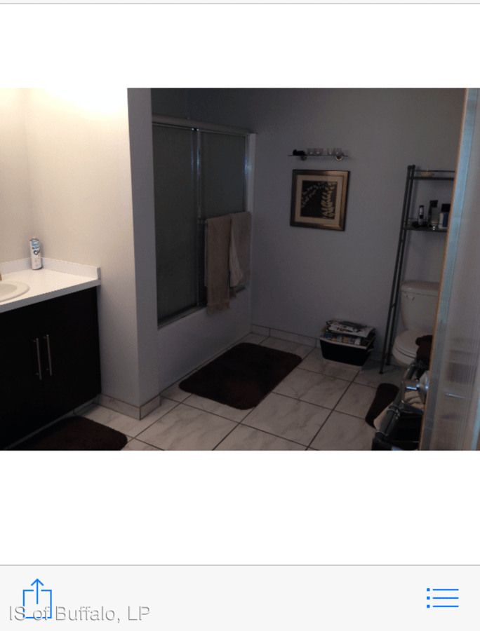 1 Bedroom 1 Bathroom Apartment for rent at 362 Oak Street in Buffalo, NY