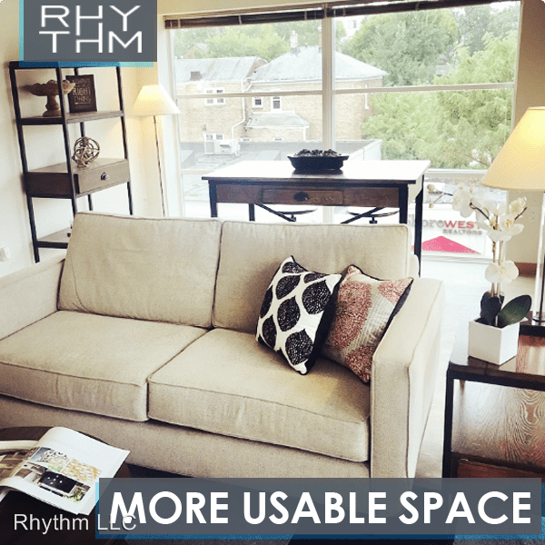 1 Bedroom 1 Bathroom Apartment for rent at Rhythm in Milwaukee, WI