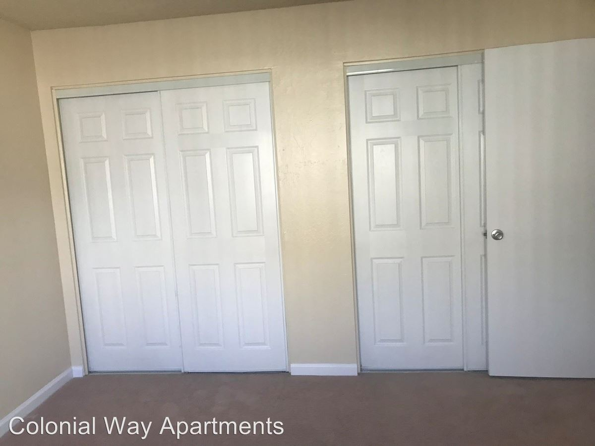 1 Bedroom 1 Bathroom Apartment for rent at 3051 Colonial Way in San Jose, CA