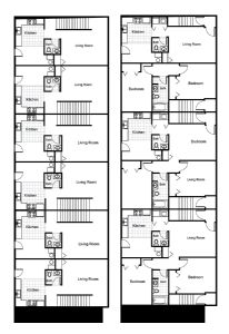 2 Bedrooms 2 Bathrooms Apartment for rent at Water Tower Place in St Louis, MO