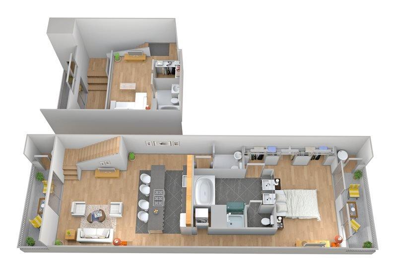 Loft 5 Apartments Las Vegas Nv