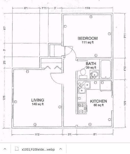 1 Bedroom 1 Bathroom Apartment for rent at Lincoln Park in Chicago, IL