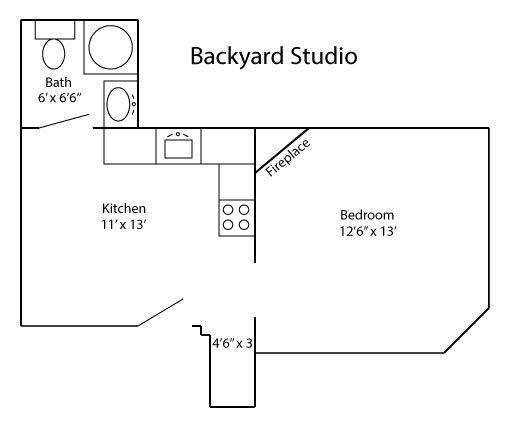 Studio 1 Bathroom Apartment for rent at 24 E. Gorham in Madison, WI