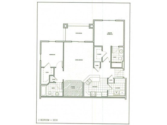 2 Bedrooms 2 Bathrooms Apartment for rent at The Villages At Nathanael Greene in Springfield, MO