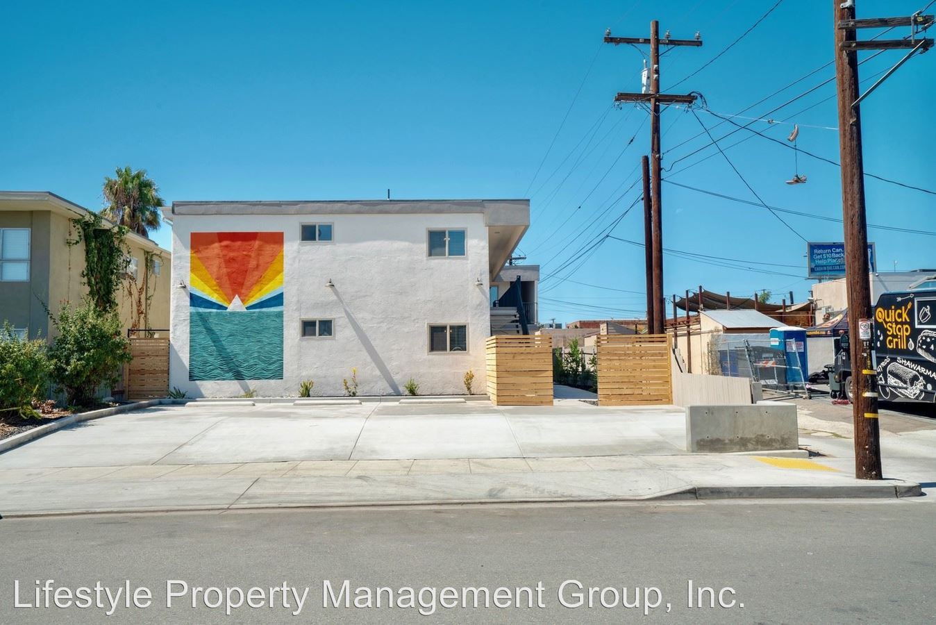 2 Bedrooms 1 Bathroom Apartment for rent at 4674 34th Street in San Diego, CA