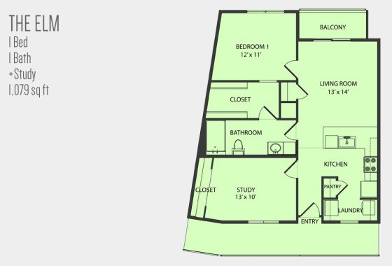 Apartment Floor Plans Pricing The Element At University Park