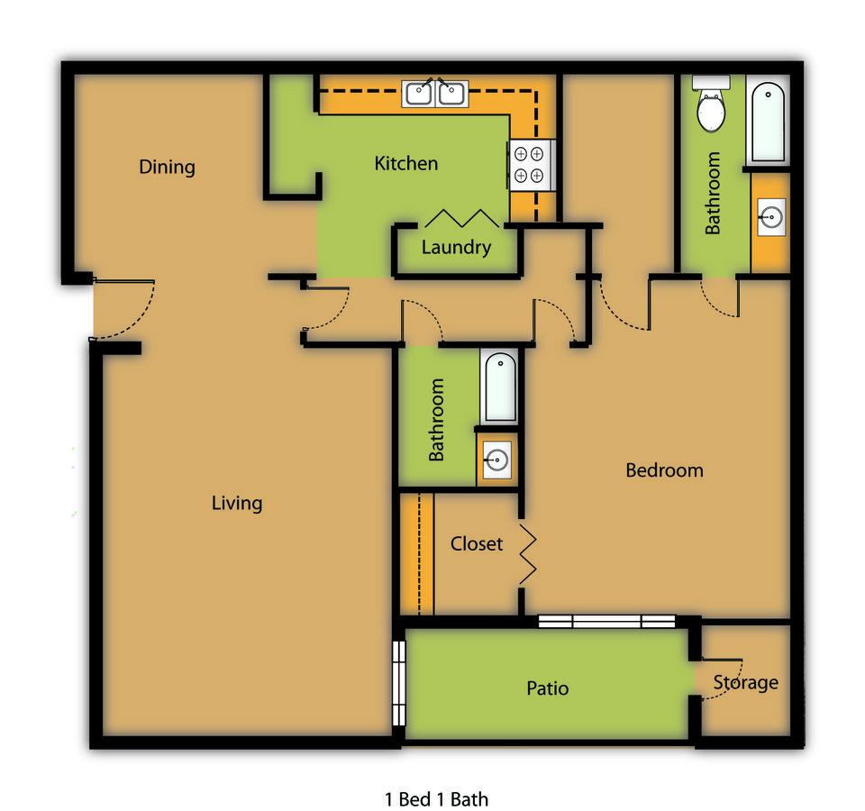 Monte D'oro Apartments Birmingham, AL