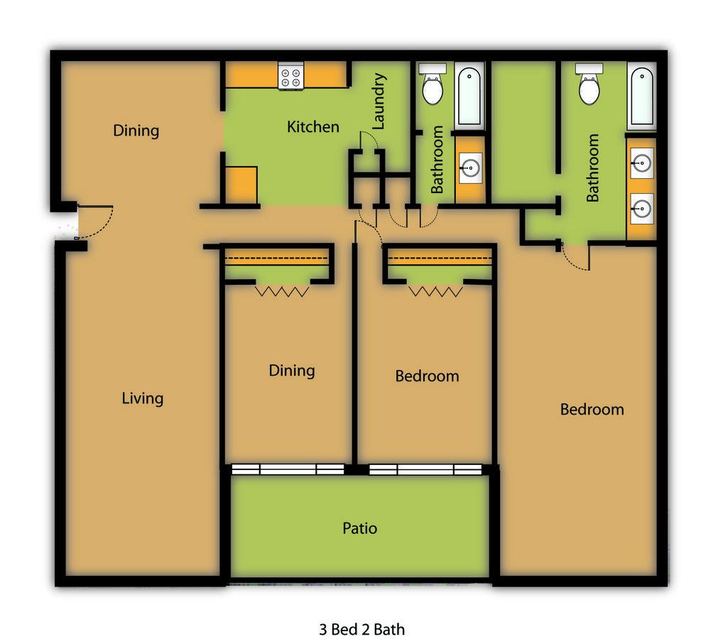 Apartments In Birmingham: Monte D'oro Apartments Birmingham, AL
