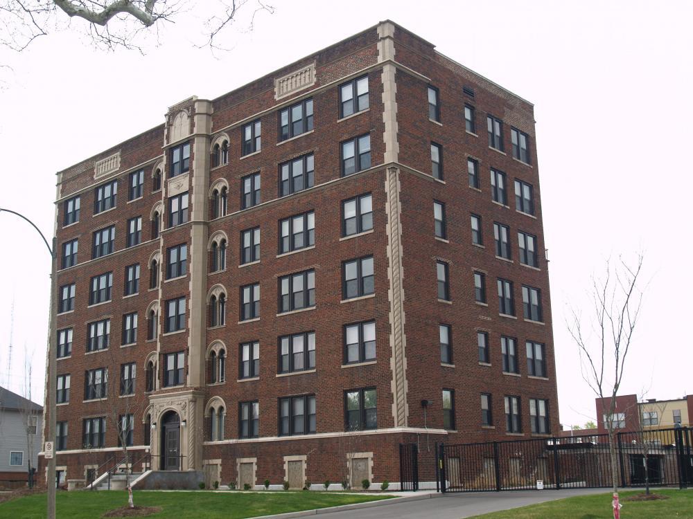 Gotham Apartments