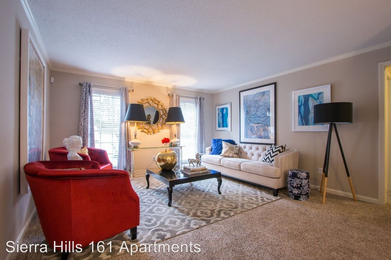 3 Bedrooms 2 Bathrooms Apartment for rent at Sierra Hills Apartments in Atlanta, GA