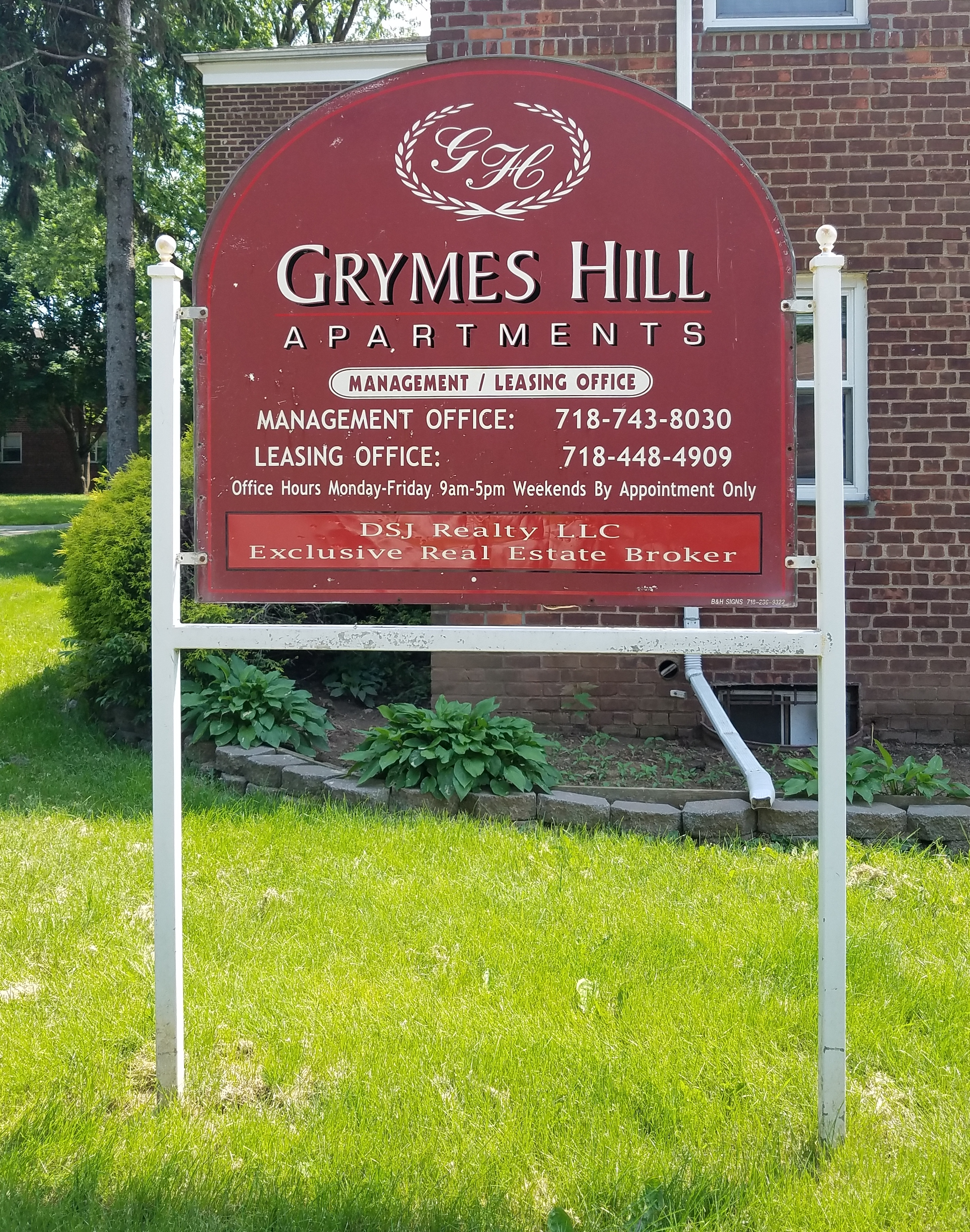 Grymes Hill