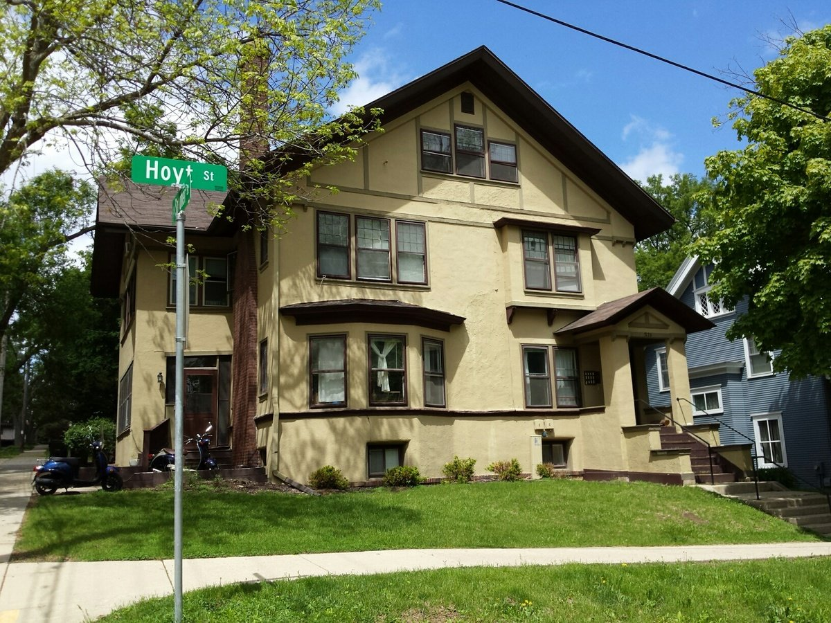 8+ Bedrooms 4+ Bathrooms House for rent at Hoyt St Rooms For Rent in Madison, WI