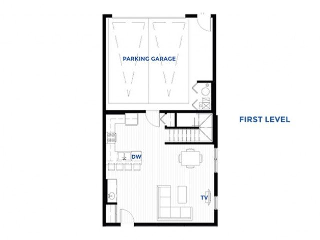 4 Bedrooms 2 Bathrooms Apartment for rent at Student Housing - West Quad in Champaign, IL