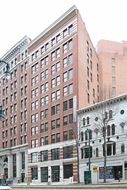 Main & Cathedral Apartments