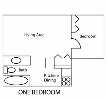 1 Bedroom 1 Bathroom Apartment for rent at 218 S. Bassett Street in Madison, WI