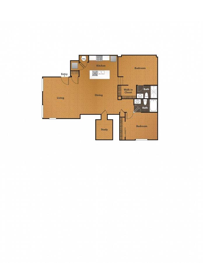 2 Bedrooms 2 Bathrooms Apartment for rent at East 8 Lofts in Cincinnati, OH