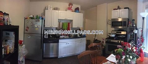 4 Bedrooms 2 Bathrooms Apartment for rent at 42 Hillside St in Boston, MA