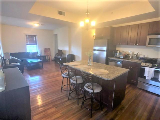 3 Bedrooms 1 Bathroom Apartment for rent at 107 Fisher in Boston, MA