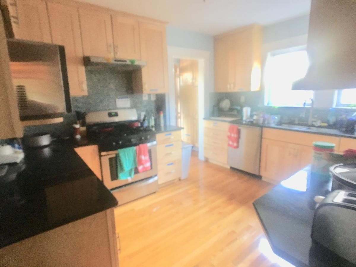 4 Bedrooms 2 Bathrooms Apartment for rent at 194 Calumet St 1 in Boston, MA