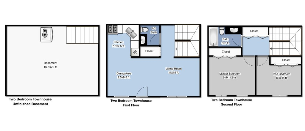 2 Bedrooms 1 Bathroom Apartment for rent at Beaver Creek Apartments in Milwaukee, WI