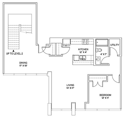 2 Bedrooms 3 Bathrooms Apartment for rent at Pointe 400 in St Louis, MO