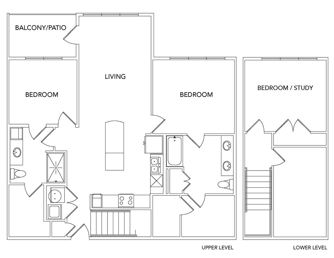 3 Bedrooms 2 Bathrooms Apartment for rent at Encore At Forest Park in St Louis, MO