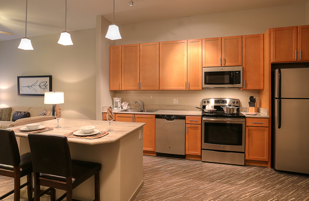 1 Bedroom 1 Bathroom Apartment for rent at Cortona At Forest Park in St Louis, MO
