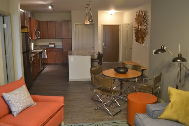 2 Bedrooms 2 Bathrooms Apartment for rent at Cortona At Forest Park in St Louis, MO
