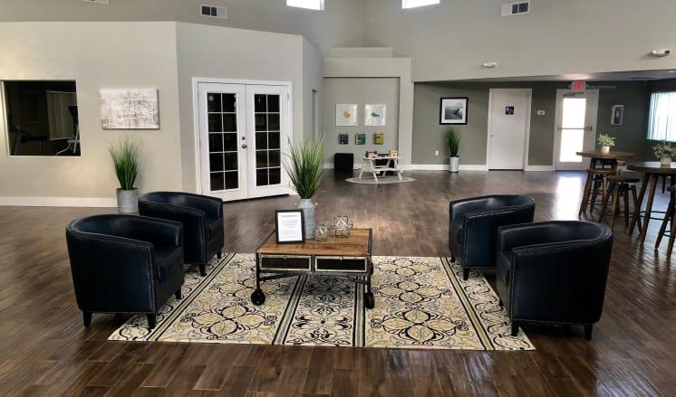 Live at Maryland Villas Apartments